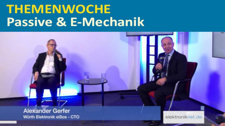 WEKA Fachmedien, Alexander Gerfer, Würth Elektronik eiSos