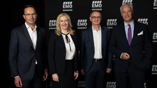 EMO Hannover Relaunch Conference