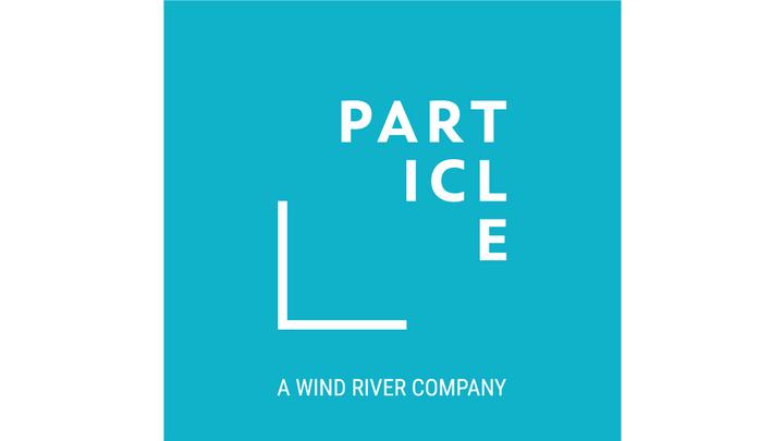 Neues Logo von Particle Design.