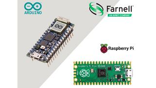 Arduino Nano RP2040 Connect und Raspberry Pi Pico