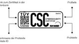 Cybersecurity certified TÜV