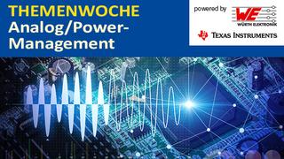 Themenwoche Analog/Power-Management