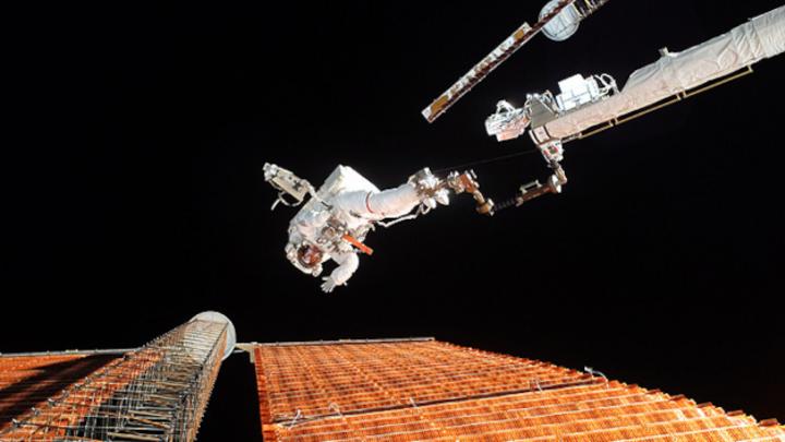 Fun und Facts zur ISS