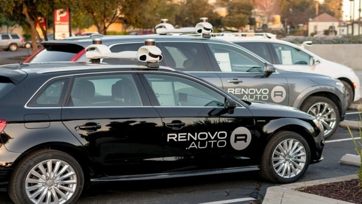 Toyota Renovo Motors