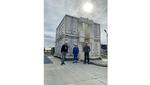 Neues Batteriesystem geht am Standort Antwerpen in Betrieb