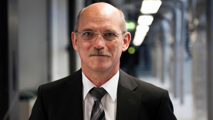 Prof. Klaus-Dieter Lang, Institutsleiter des Fraunhofer-Institut für Zuverlässigkeit und Mikrointegration IZM