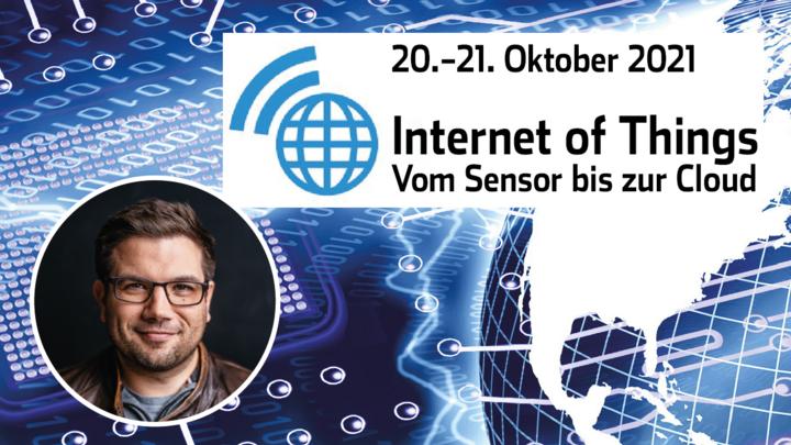 Andreas Nauerz IoT-Konferenz