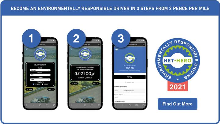 Drei Prozessschritte sind nötig, um zu einem umweltverantwortlichen Fahrer zu werden.