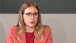 Margarete Schramböck, österreichische Wirtschaftsministerin: »Wir müssen unsere Schätze schützen, Investitionskontrolle ist unbedingt erforderlich!«