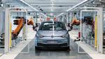 Volkswagen-Werk in Emden wird zur digitalen Fabrik