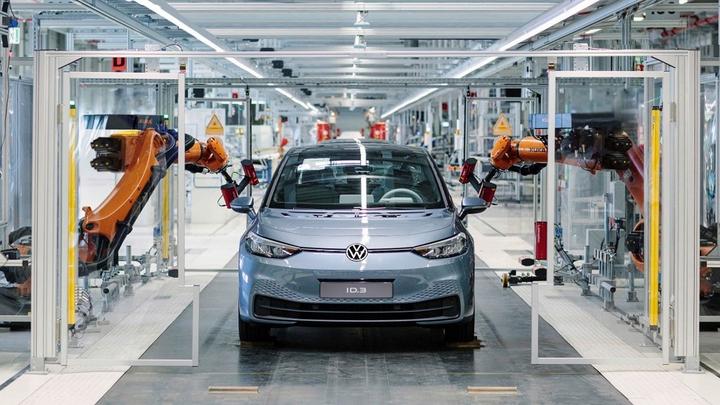 Volkswagen Smart-Factory-Lösung