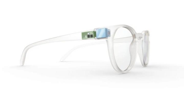 Das Wiener Unternehmen TriLite entwickelt kompakte Projektoren für AR-Brillen. Das aktuellste Modell hat weniger als 1 cm³ Bauvolumen.