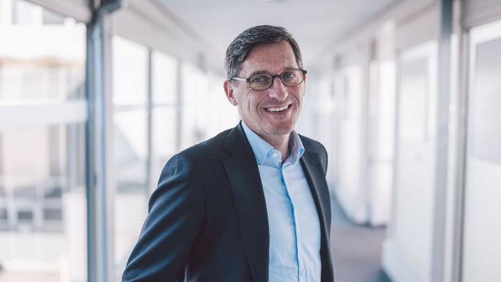 Dr. Klaus Geißdörfer tritt an die Spitze von ebm-papst