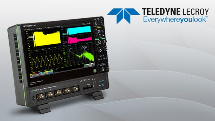 Teledyne LeCroy stellt nächste Generation HD-Oszilloskope vor