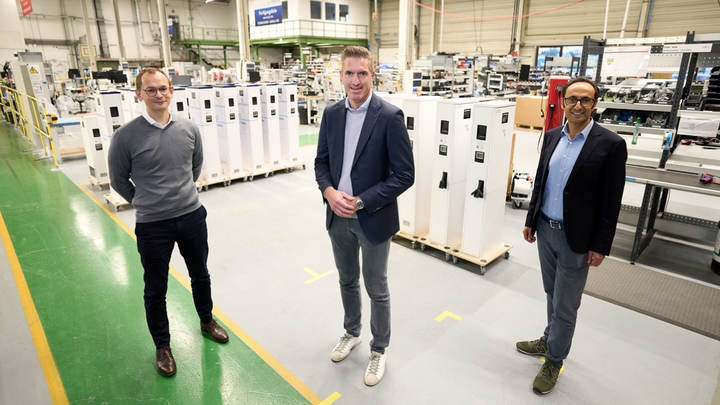 Compleo Akquise Innogy eMobility Solutions