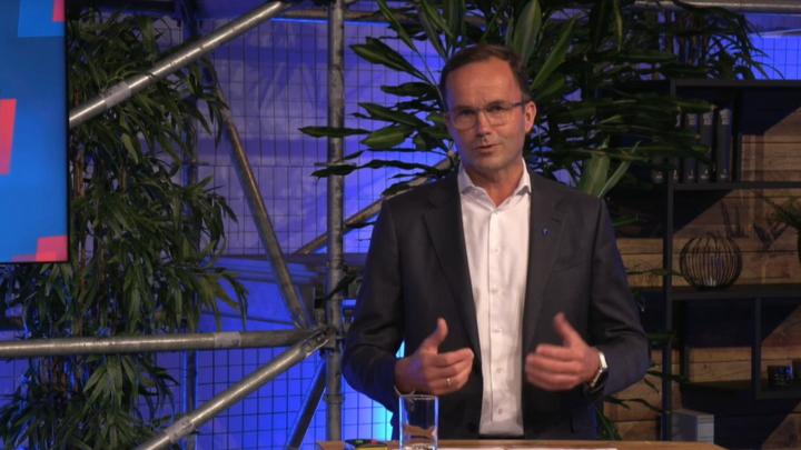 Dr. Jochen Köckler, Deutsche Messe AG: »Mit dem hybriden Ansatz wird die Hannover Messe noch wertvoller.«