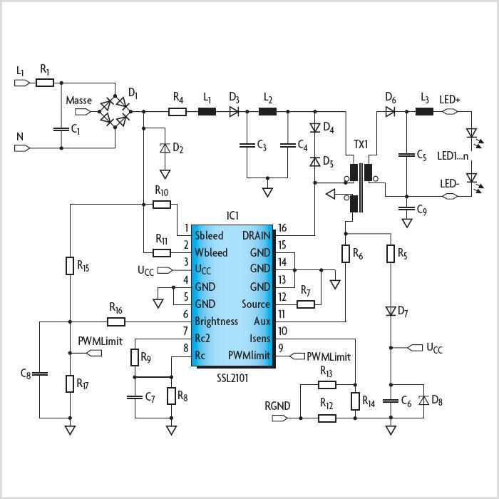 Dimmbare LED-Treiber mit hohem Wirkungsgrad | Seite 2 ...
