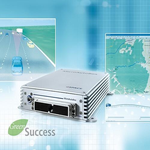 dSpace und Navteq arbeiten bei kartenbasierten ADAS-Systemen zusammen.