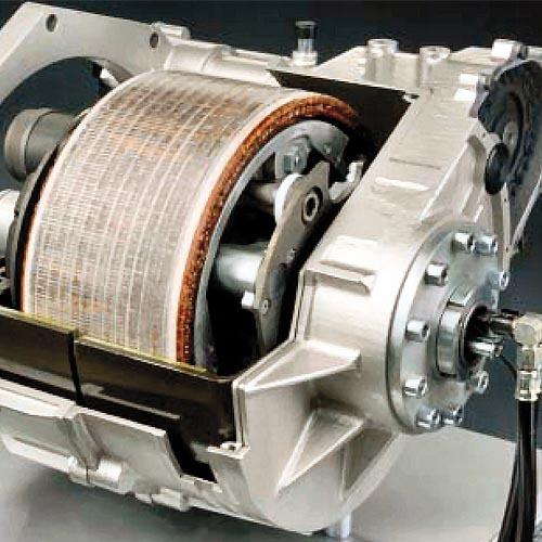 Bild 4. VWs neuer Magnetisch-Elektrischer Getriebe-Automat. (Quelle: Volkswagen)
