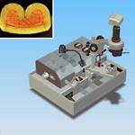 Tragbares Schliffbild-Labor