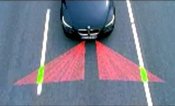Video 3. Lane Departure Warning