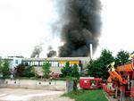 Streit um den Großbrand in Schramberg