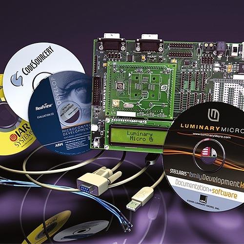 Bild 4. Die »Stellaris«-Mikrocontroller werden sowohl von kommerziellen als auch von Open-Source-Werkzeugen unterstützt