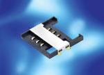 SIM-Card-Steckverbinder