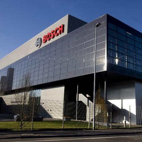 Die neue 200-mm-Fab von Bosch in Reutlingen.