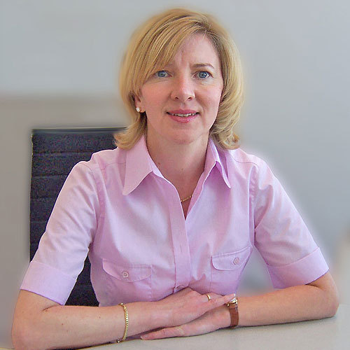 Irmgard Rasser, HR Director Europe bei National Semiconductor