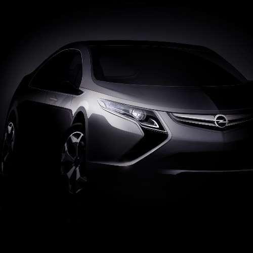 Der Ampera von Opel