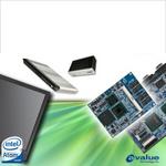Mini-PC-Serie mit Atom-Prozessor
