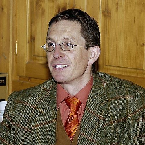Dr. Ulrich Kirchenberger, ST