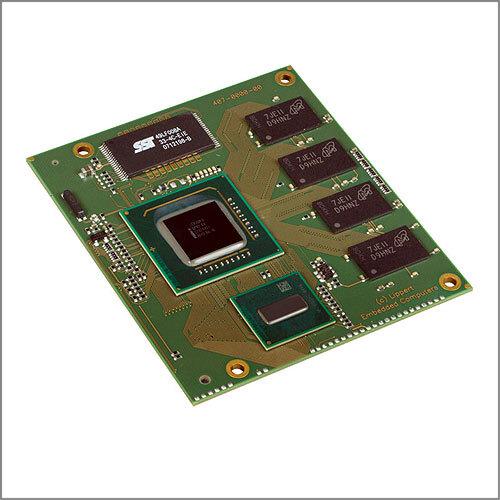Lippert setzt bei seinem »CoreExpress«-Erstling auf Intels »Menlow« mit »Silverthorne«-CPU und »Poulsbo«-Chipsatz.