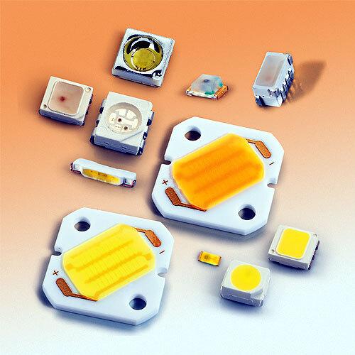 Bild 3: Unterschiedliche Bauformen erlauben den Einsatz in verschiedenen Applikationen