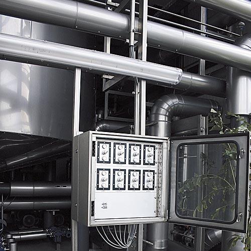 Mit der RFID-Technologie lässt sich das Schlüsseltransfersystem um individuelle Zugangsberechtigungen unter anderem für Sonderbetriebsarten ergänzen.