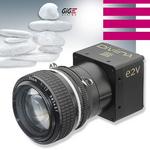 e2v: Schwarzweiß-GigE-CCD-Zeilenkameras