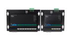 Neue Industrie-Switche für beengte Installationsräumlichkeiten
