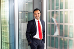Santosh Wadwa, Head of Product Channel Sales, Central Europe Fujitsu