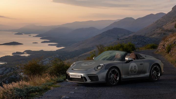 Porsche: Der schönste Arbeitsplatz der Welt