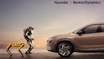 Boston Dynamics geht an Hyundai