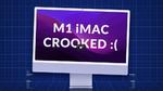 M1-iMacs auf der schiefen Bahn