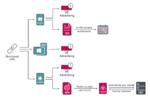 Infografik über das Vorgehen beim Kürzen der URLs.