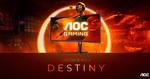 AOC launcht neue Gaming-Dachmarke