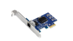 PCIe-Steckplätze in Multi-Gigabit-Ethernet-Ports umwandeln