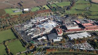 Intels Chipfabrik in Irland