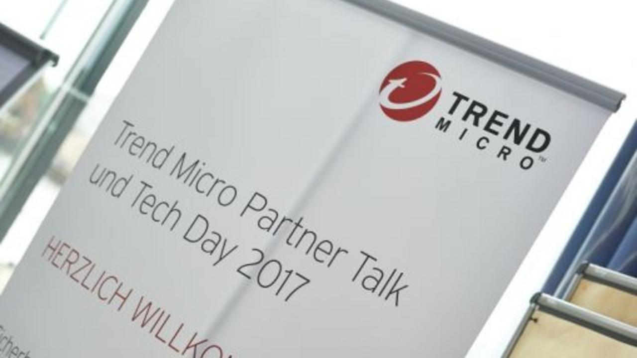 Unter dem Motto »Sicherheit gemeinsam gestalten« veranstaltete Trend Micro seinen diesjährigen Partner Talk und Tech Day in Berlin (Foto: Trend Micro)