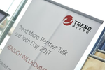 Trend Micro Partner Talk und Tech Day 2017