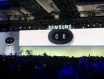 Nicht nur bei der Samsung-Keynote (Bild: CRN)