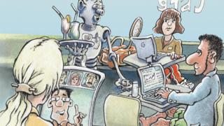 LANline-Cartoon Future of Work